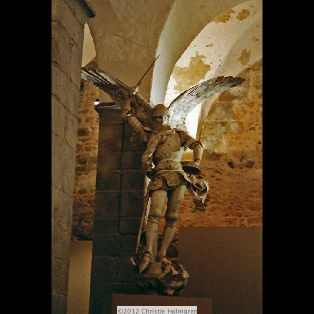 Archangel<br/>Michael<br/>Mt. St Michel