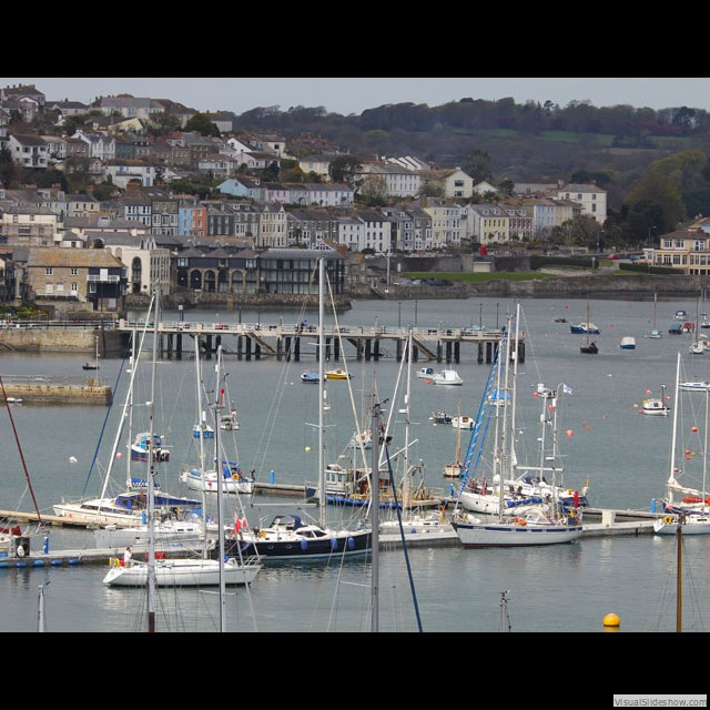 Falmouth<br/>Harbor