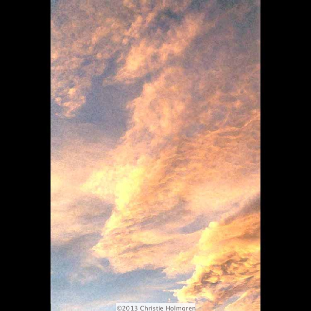 Sunset<br/>Clouds 3